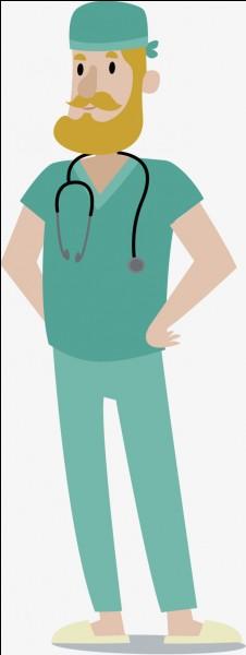 """Comment se dit le mot """"infirmier"""" ?"""