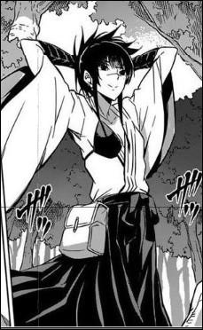 Qu'a pris Suzuka avec elle ?