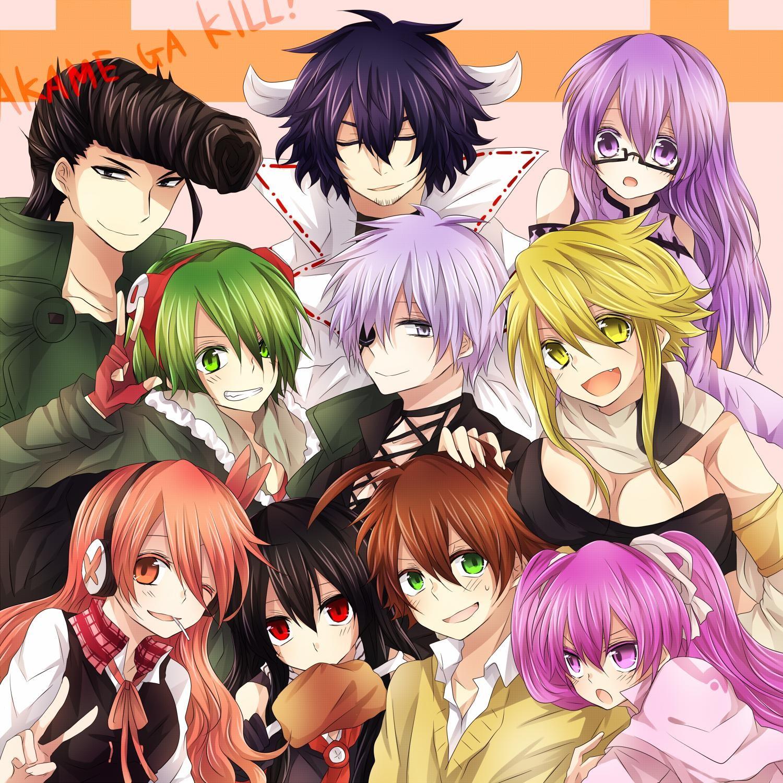 Akame ga Kill ~ dernier chapitre