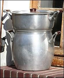 Quelle nourriture doit-on faire cuire dedans ?