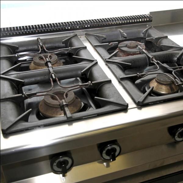 Permettant la cuisson alimentaire à partir de gaz naturel, de gaz de pétrole (butane, propane) ou gaz de ville.