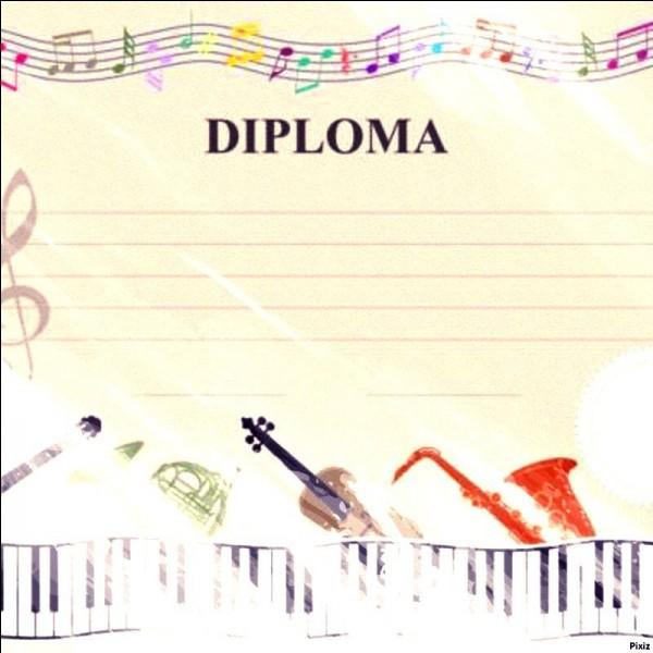 Quel bac faut-il avoir pour obtenir un diplôme national supérieur de musicien ?