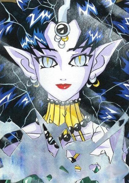 Sailor Moon (17) Les méchants de la saison 4