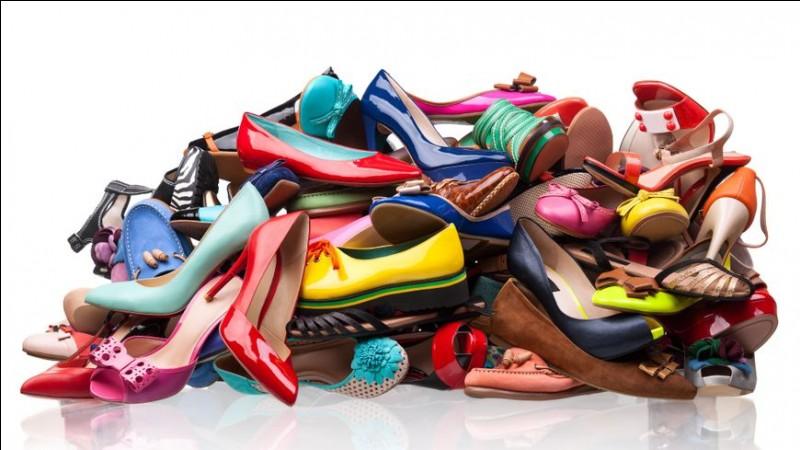 Quelles chaussures sont le plus adaptées pour ce métier ?