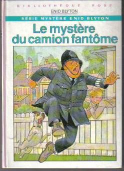 'Les mystères' d'Enid Blyton