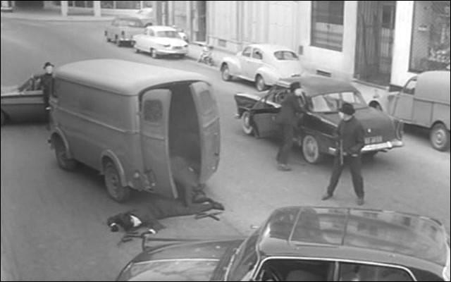 Quel est ce film réalisé en 1964 par Robert Hossein avec Marie-France Pisier ?