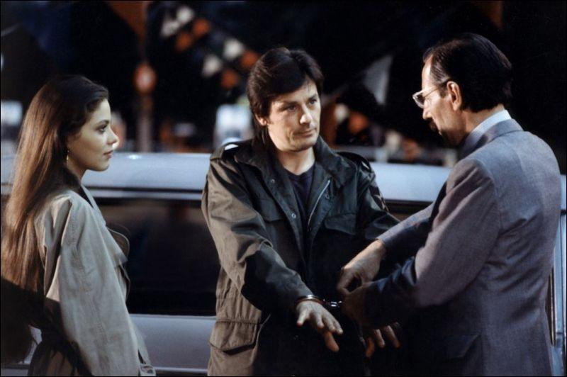 Quel est ce film réalisé par George Lautner en 1977, avec Alain Delon, Ornella Muti, Stéphane Audran et Michel Aumont ?