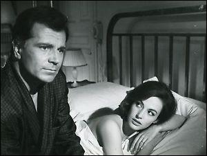 Quel est ce film réalisé en 1963 par Hervé Bromberger, inspiré du roman éponyme de Daniel-Rops, avec Pascale Audret, Michel Auclair et Laurent Terzieff ?