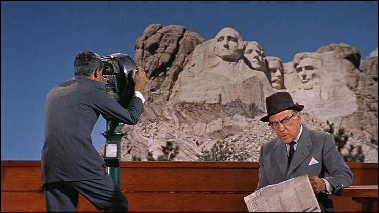 """Quels sont les acteurs de """"la Mort aux trousses"""", réalisé par Alfred Hitchcock en 1959 ?"""