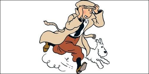 Qui est le fidèle compagnon de Tintin ?