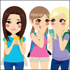Ta BFF se fait insulter par un groupe de filles. Comment réagis-tu ?