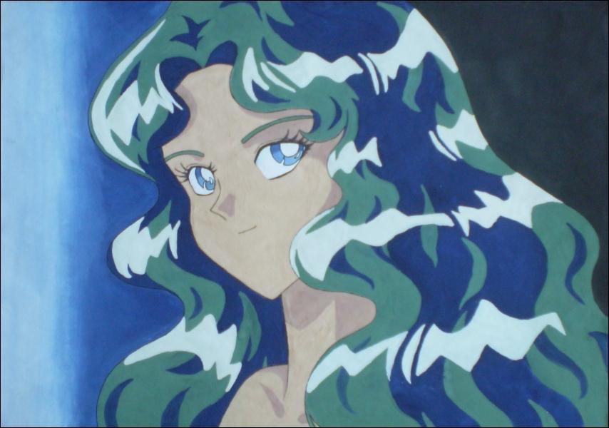 A la fin de la série, est-ce que Sailor Neptune change de camp et rejoint la méchante Galaxia ?