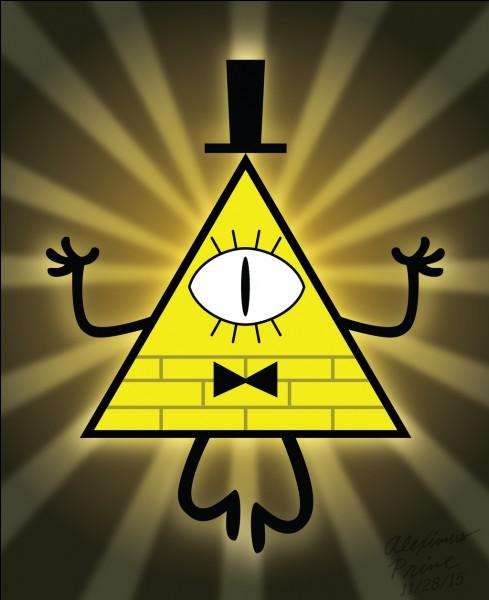 Quel est le nom du triangle jaune ?