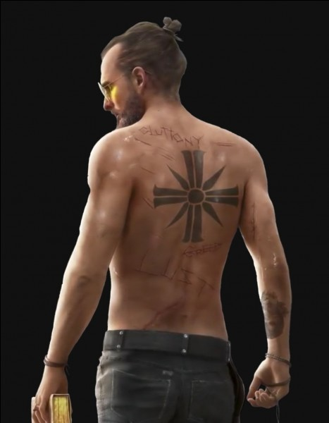 Comment s'appelle l'antagoniste principal de Far Cry 5 ?