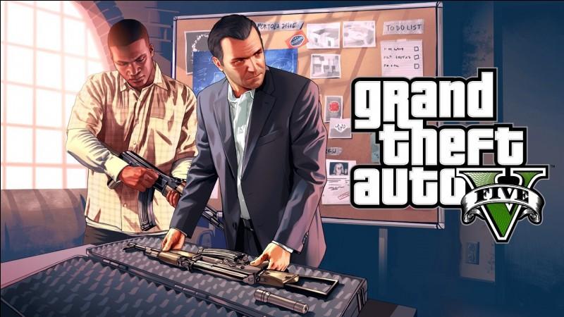 Dans quelle ville fictive se déroule GTA V ?