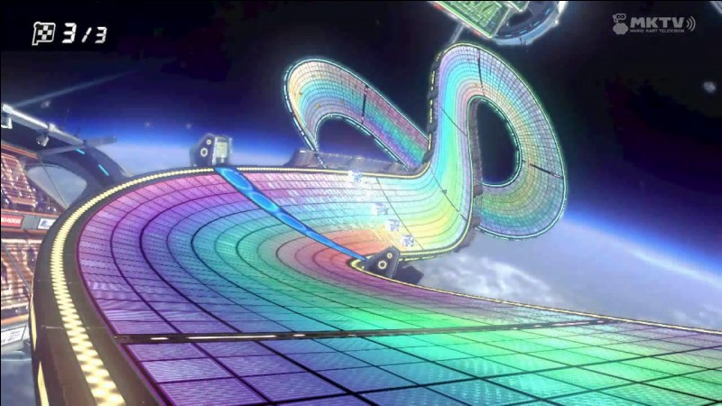 Comment s'appelle ce circuit mythique de Mario Kart ?