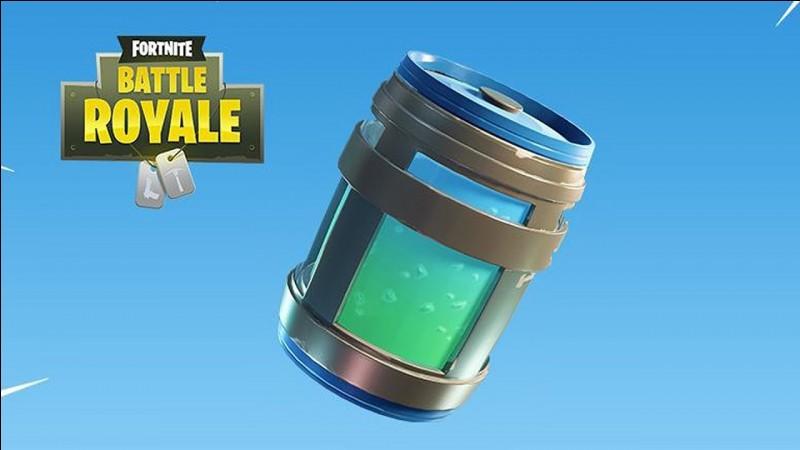 Comment s'appelle cet objet issu de Fortnite : Battle Royale ?