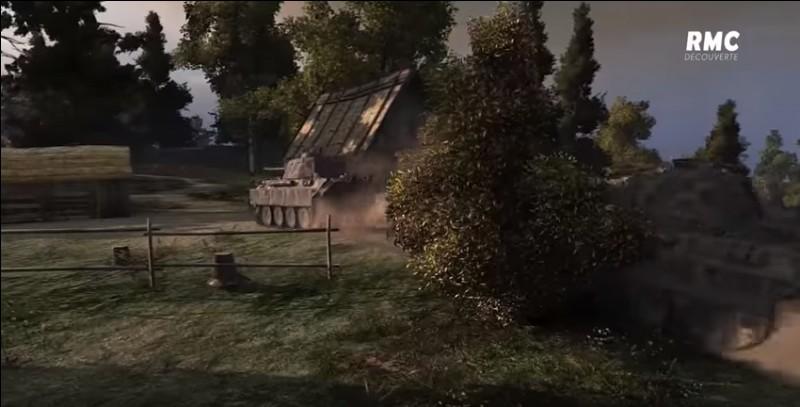 En fin d'après-midi de la deuxième journée de bataille, 4 chars alliés se positionnent au cimetière de Dompaire. Que font les Allemands ?
