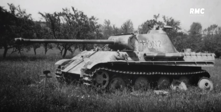 1944 - La bataille de Dompaire