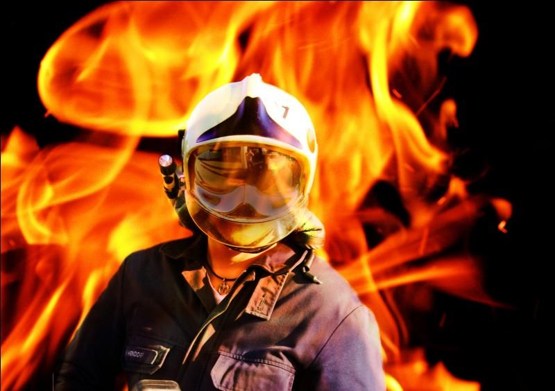 Quel métier consiste à sauver des personnes, éteindre des feux et beaucoup d'autres choses ?