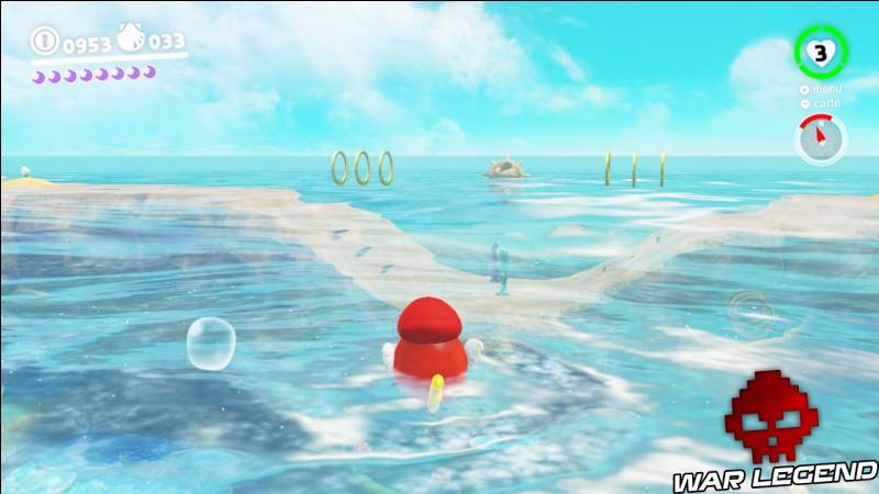Quel(s) Pixel(s) attaque(nt) parfaitement bien dans l'eau ?