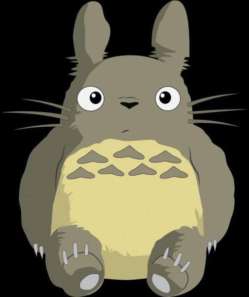 """Dans """"Mon voisin Totoro"""", qui est Totoro ?"""