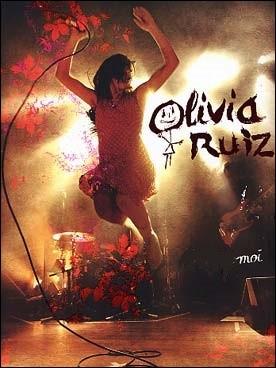 Que chante Olivia Ruiz, ''la Femme chocolat'' ?