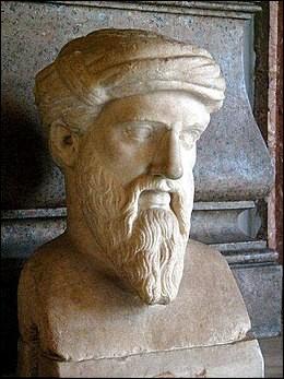 Quel est le célèbre théorème venant du nom d'un célèbre philosophe né vers 580 avant J.-C. ?