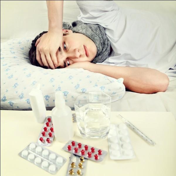 Que préfères-tu quand tu es malade ?