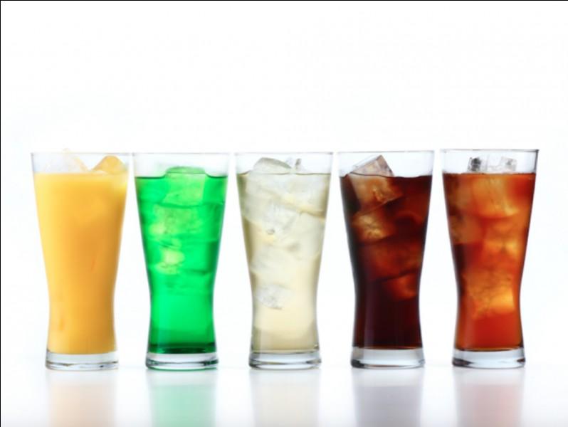 Que préfères-tu boire ?