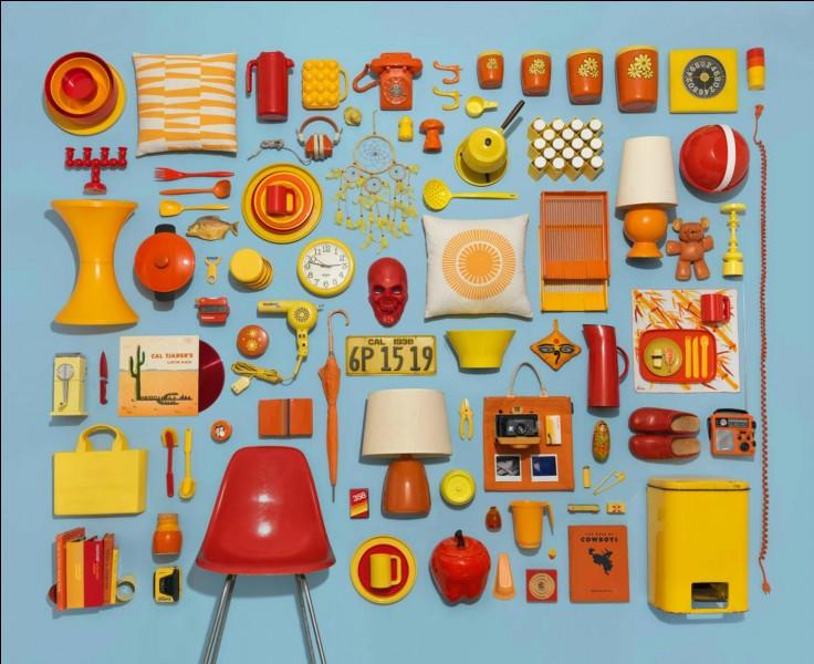 Quel objet préfères-tu ?