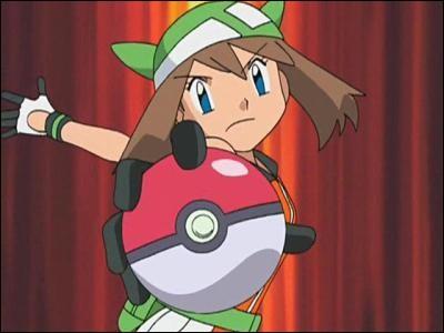 Quel Pokémon de départ Flora choisit-elle ?