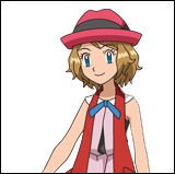 Quel Pokémon de départ Serena choisit-elle ?