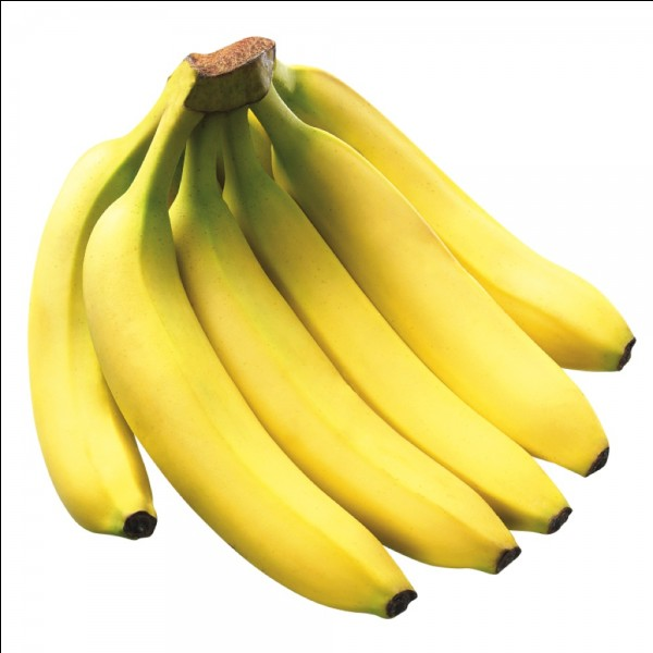 """Quelle est la traduction du mot """"banane"""" ?"""
