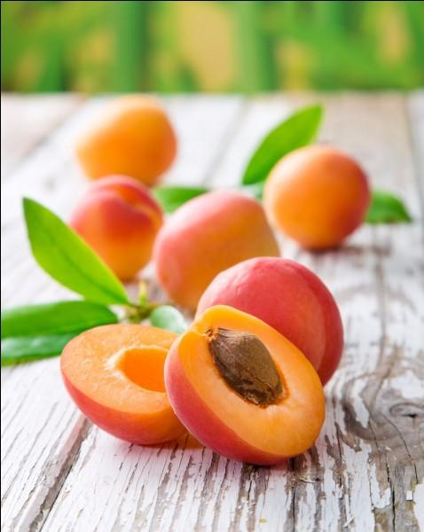 """Quelle est la traduction du mot """"abricot"""" ?"""