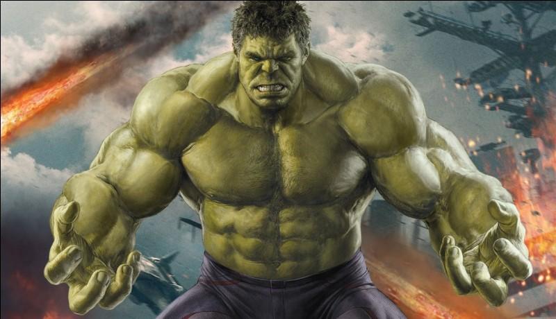 Le champion de ce lieu est Hulk.