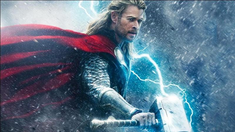 Thor perd son œil gauche.