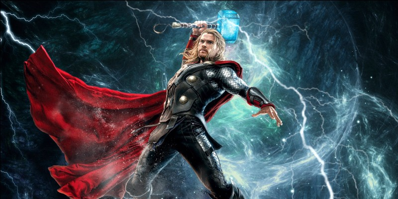 Il s'agit du 4e volet des aventures de Thor.