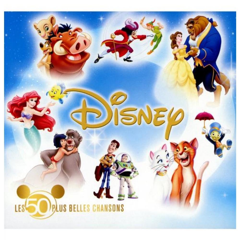Chansons des films Disney