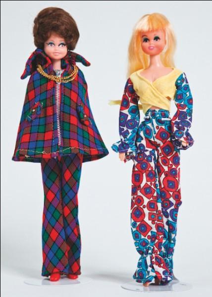 Ces poupées aux vêtements colorés sont issues du monde de la chanson, et très franchement elles auraient pu n'avoir aucun succès en France. Qui sont-elles?