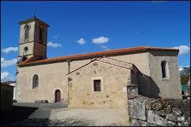 Voici l'église Saint-Jean-Baptiste de Bessay. Commune Vendéenne, elle se situe en région ...