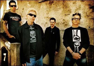 Quel est le nom du chanteur de The Offspring ?
