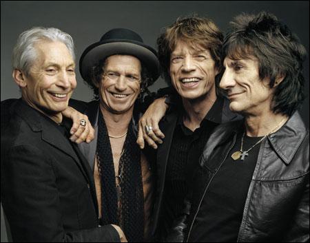 Quel est le leader infatiguable des Rolling Stones ?