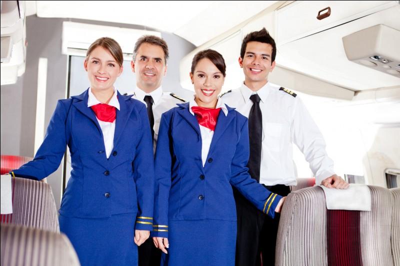 Laquelle de ces capacités ne vous permettra pas spécialement de devenir hôtesse de l'air ou steward ?