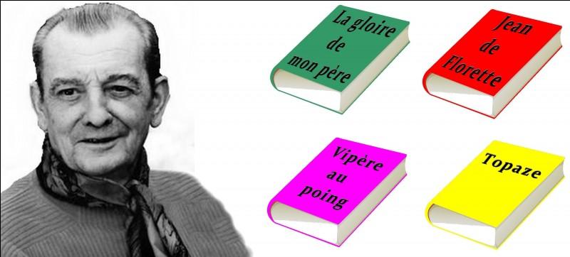 Quel livre cet écrivain n'a-t-il jamais écrit ?