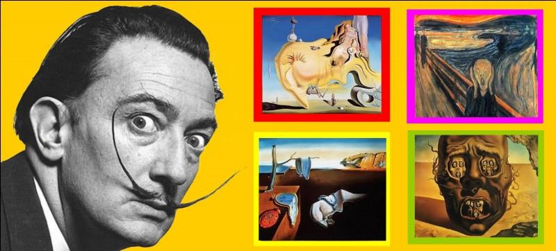 Quel tableau ce peintre n'a jamais peint ?
