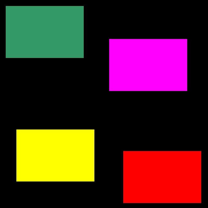 La bonne couleur