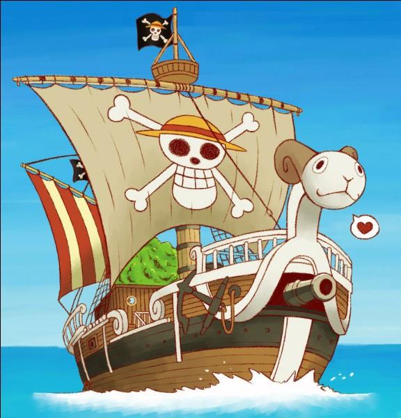 L'ancien bateau s'appelle...