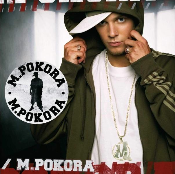 """En quelle année M. Pokora a-t-il sorti un album studio s'appelant """"M. Pokora"""" ?"""
