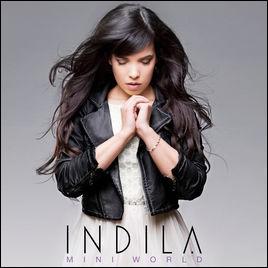 """En quelles années Indila a, soit chanté en duo avec un artiste qui sortait son album, soit chanté un single de son album """"Mini World"""" ?"""